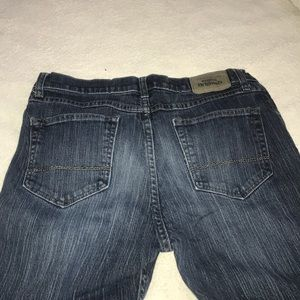 Wrangler Blue Denim Jeans 30x32